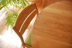 天然木・無垢のチェア