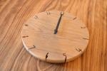 アッシュ(タモ)木の時計