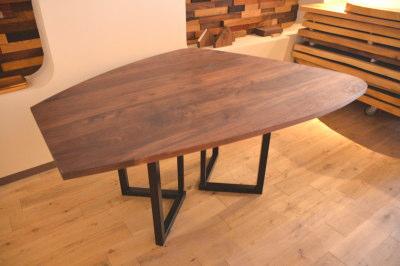 オーダーウォールナットテーブル