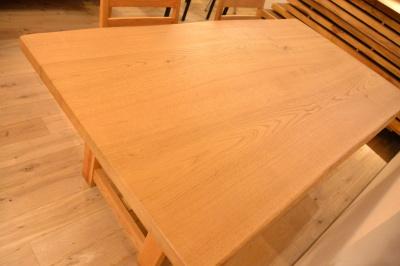 クリのテーブル