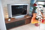 ウォールナットテレビボード