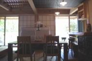 長野県 ブラックウォールナットテーブル