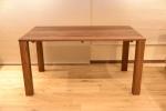無垢テーブル/ウォールナット/無垢オーダー家具/無垢オーダーテーブル