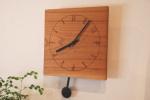 天然木/無垢のの時計