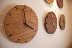 天然木/無垢の時計