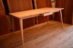 無垢オーダー家具・テーブル