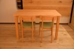 無垢テーブル(チェリー)