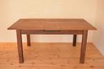 無垢テーブル/無垢オーダー家具/無垢オーダーテーブル|伸縮テーブル