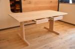 無垢ソファーテーブル