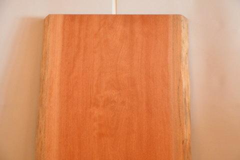 アフリカンチェリー一枚板