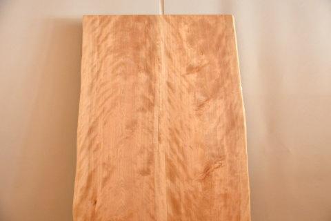 樺の木 一枚板」