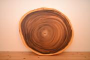 無垢テーブル・モンキーポッド一枚板輪切り5901