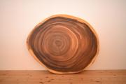 無垢テーブル・モンキーポッド一枚板輪切り5701