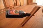 天然木 ワインスタンド