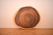 無垢テーブル・モンキーポッド一枚板輪切り5601