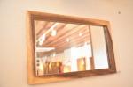 無垢人気壁掛け鏡(Mirror)