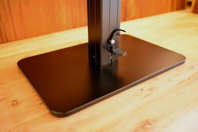 無垢伸縮式テーブル
