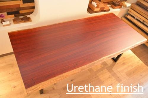木材塗装ウレタン
