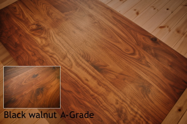 木材種類ウォールナットグレード