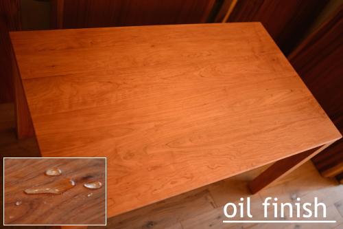 木材塗装植物オイル仕上げ