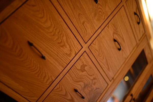 無垢オーダー家具クリサイドボード