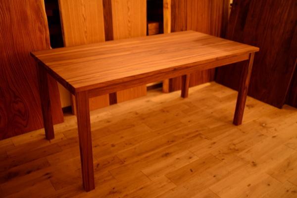 ミャンマーチークテーブル