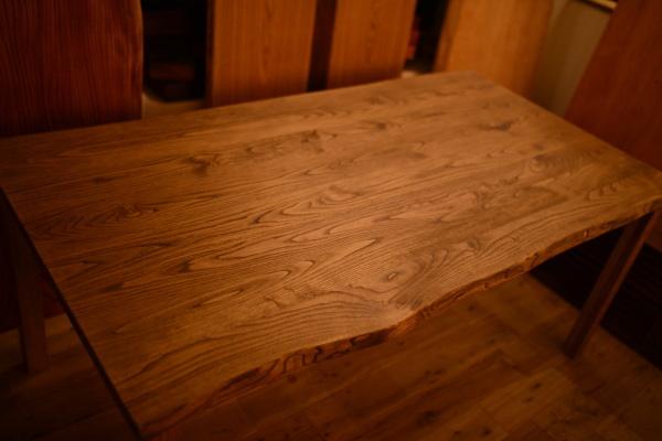 耳付きテーブル