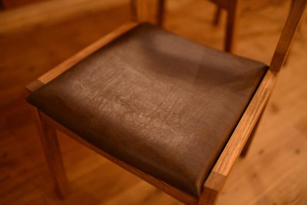 無垢オーダー椅子