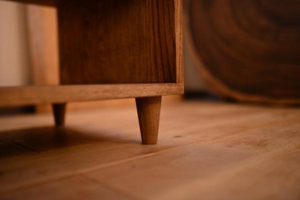無垢オーダーリビングテーブル
