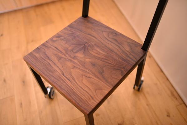 無垢ウォールナットチェア(椅子)