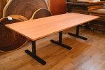 無垢大型オーダーテーブル